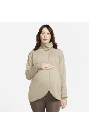 Nike (M) Women's Pullover (Maternity) - Brown