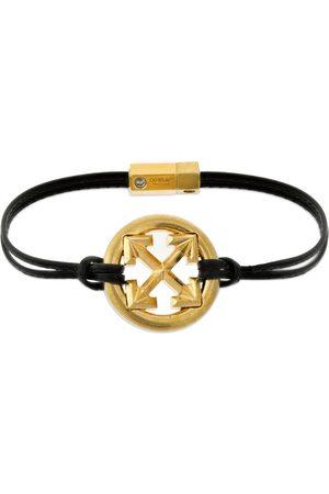 OFF-WHITE Arrow Leather Bracelet