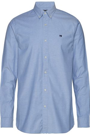 Scotch&Soda Nos Oxford Shirt Regular Fit Button Down Collar