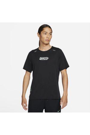 Nike Rise 365 Tokyo Men's Running Top - Black