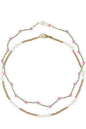 Roxanne Assoulin Naiset Kaulakorut - Seagrass set of two necklaces