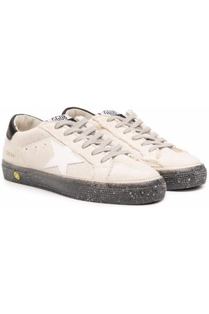 Golden Goose Tennarit - Low-top lace-up sneakers