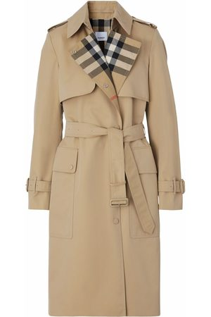 Burberry Naiset Trenssit - Gabardine trench coat
