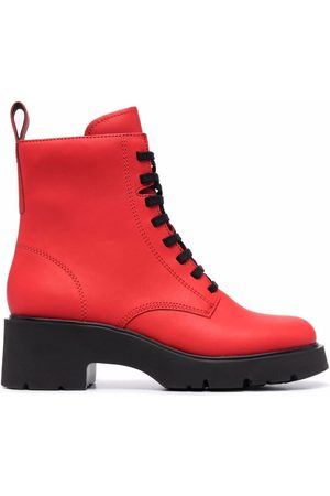 Camper Naiset Nauhalliset saappaat - Lace-up ankle boots