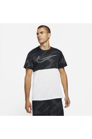 Nike Pro Dri-FIT SuperSet Sport Clash Men's Short-Sleeve Training Top - Black