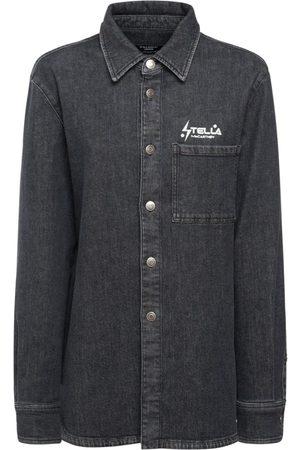 Stella McCartney Wash Denim Shirt