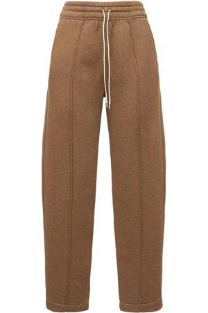 AGOLDE 90's Bow Leg Cotton Blend Sweatpants