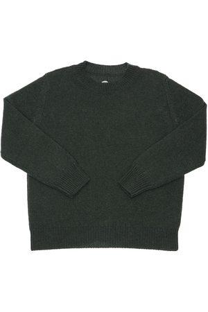 The Row Dewey Cashmere Knit Sweatshirt