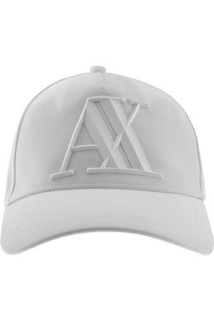 Armani Miehet Lippikset - Logo Cap White