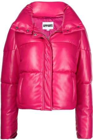 Apparis Naiset Untuvatakit - Quilted puffer jacket