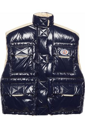 Gucci Naiset Untuvatakit - Down-feather reversible gilet