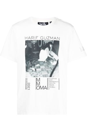 HACULLA Red Light graphic-print T-Shirt