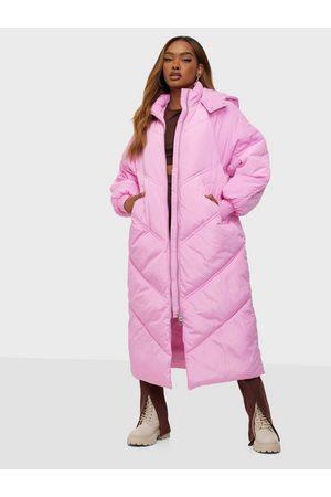 Pieces Naiset Untuvatakit - Pcfelicity Long Puffer Jacket
