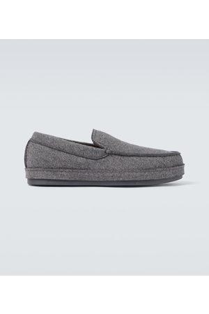 Ermenegildo Zegna Miehet Tohvelit - Slippers de lana