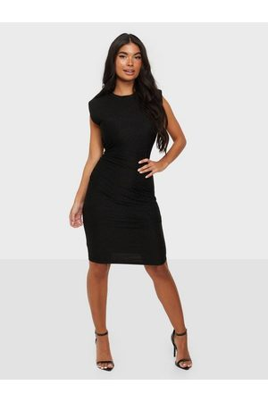 Pieces Naiset Juhlamekot - Pcrina Lurex Sl Dress