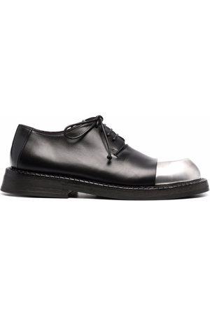 MARSÈLL Metal-embellished oxford shoes
