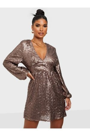 NLY Starlight Sequin Dress