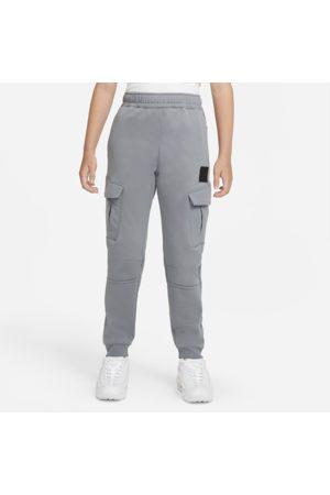 Nike Sportswear Air Max Older Kids' (Boys') Fleece Joggers - Grey