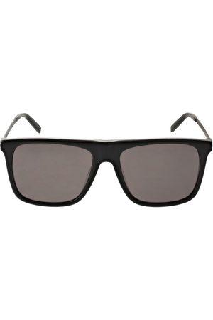 Saint Laurent Naiset Aurinkolasit - Sl 495 Squared Mask Acetate Sunglasses