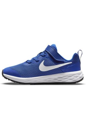 Nike Tennarit - Revolution 6 Younger Kids' Shoes - Blue